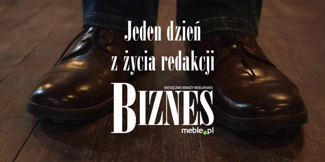 Jeden dzień z życia redakcji Biznes meble.pl