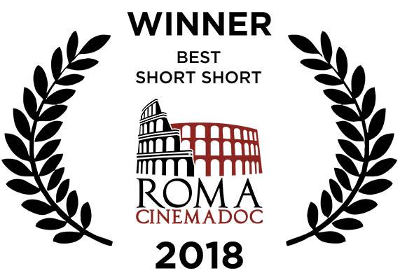 Roma Cinema Doc 2018 - Winner Best Short Short