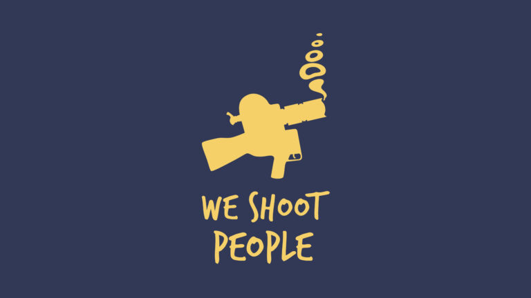 We Shoot People logo